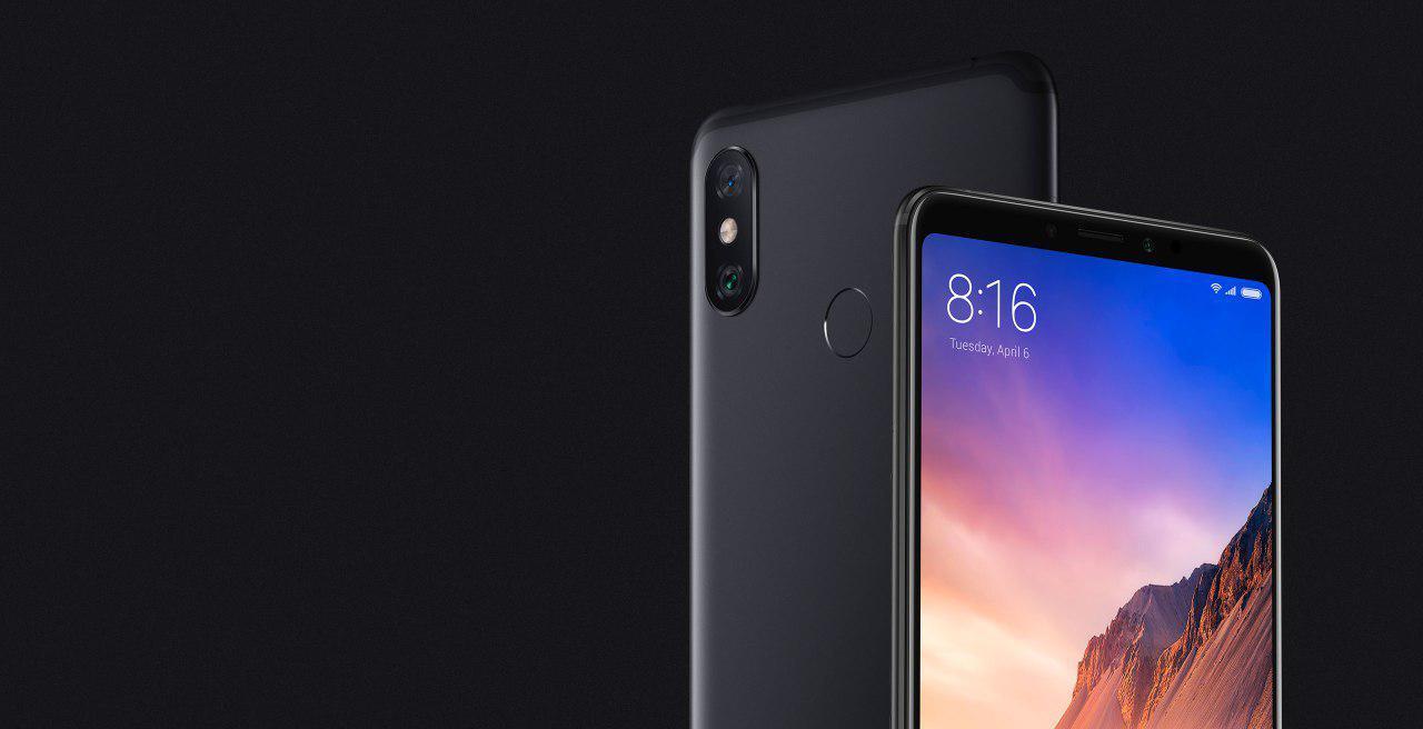 گوشی Mi max 3 شروع به دریافت آپدیت اندروید 9 کرده است