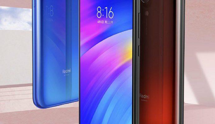 رونمایی از گوشی Redmi 7 در کنار Redmi Note 7 Pro در تاریخ 18 مارس تایید شد