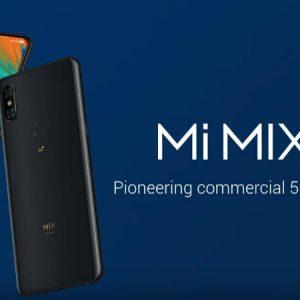 گوشی Xiaomi Mi MIX 3 5G بزودی در چین عرضه می شود