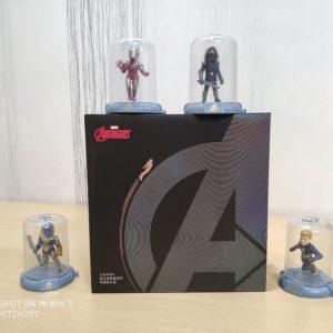 تصاویر جعبه گشایی Mi Smart Band 4 Avengers Edition شیائومی