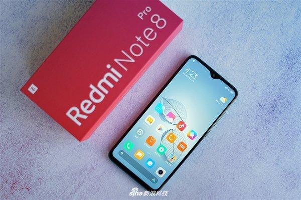کرنل سورس گوشی Redmi Note 8 Pro شیائومی منتشر شد