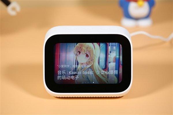 اسپیکر XiaoAI smart touchscreen شیائومی برنده جایزه های طراحی German Red Dot و US IDEA شد